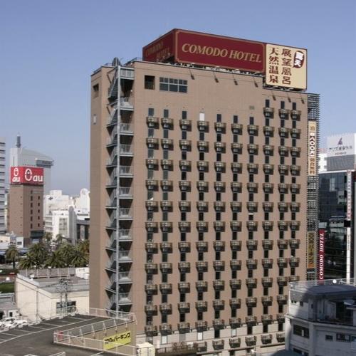 コモドホテル(COMODO HOTEL)/外観