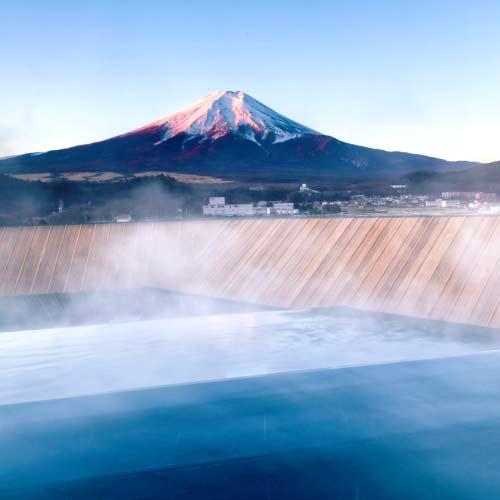 富士山温泉 ホテル鐘山苑/客室