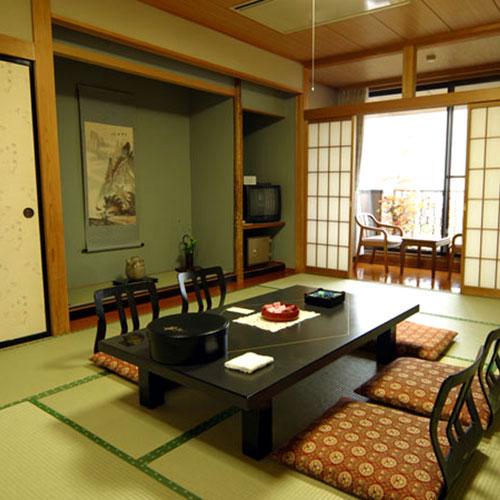 新甲子温泉 五峰荘/客室