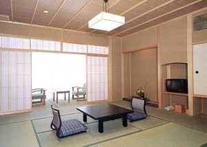 くつろぎの宿 神明山荘/客室