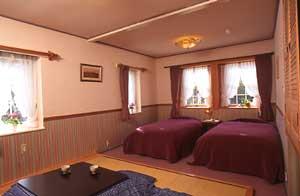 カントリーホテル レッドフォックス/客室