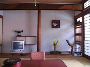 俵山温泉 亀屋旅館/客室