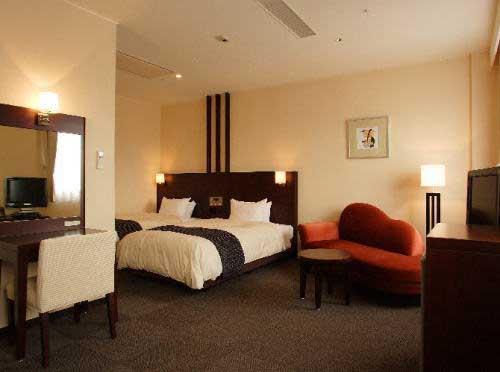ホテルニューガイア オームタガーデン/客室