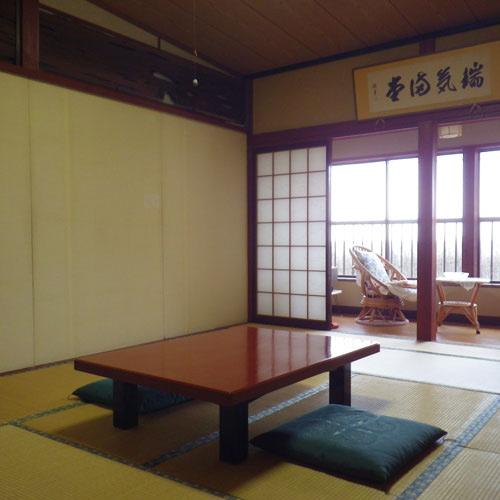田中屋旅館<石川県>/客室