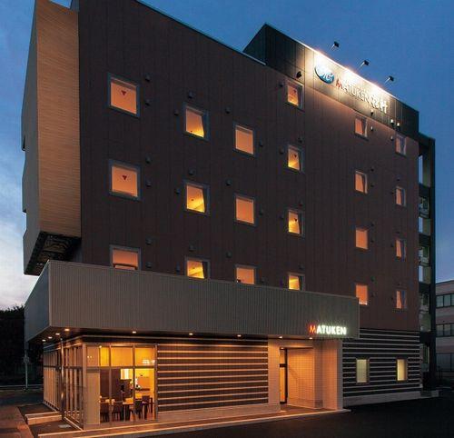 セントラルホテル松軒/外観