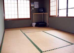 白い砂/客室