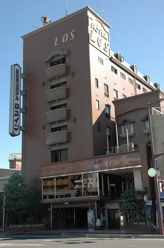 ホテル ロスイン高知/外観