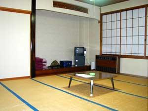 ロッヂ山の湯/客室