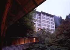塩原温泉 明賀屋本館/外観
