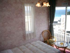 海の見える小さなホテル アリエッタ/客室