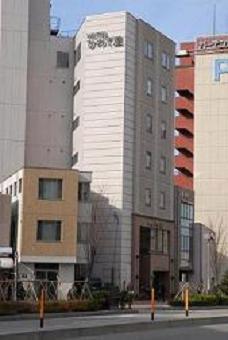 ホテル ひので屋/外観