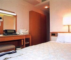 湯田温泉 ビジネスホテル うえの<山口県>/客室