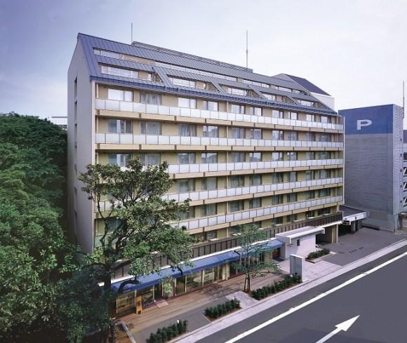 ホテルガーデンスクエア静岡/外観