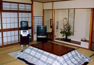 秋和鉱泉旅館/客室