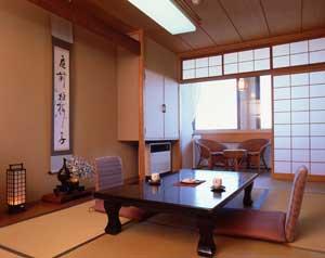 浅虫温泉 宿屋つばき/客室