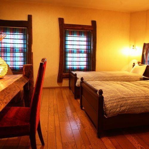 野沢温泉 ホテルハウスサンアントン/客室