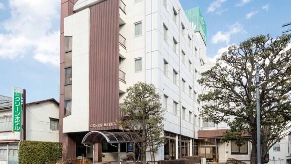 駒ヶ根グリーンホテル/外観