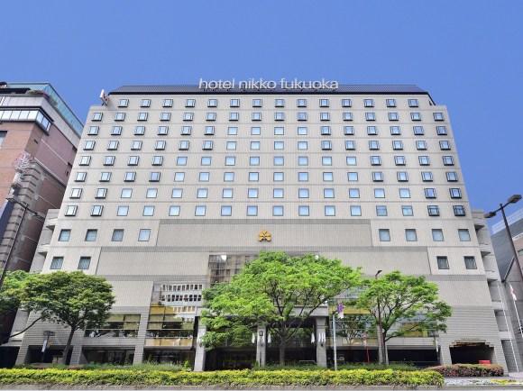 ホテル日航福岡/外観