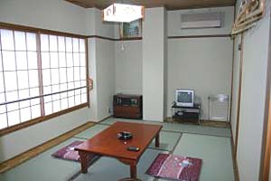 越後湯沢の温泉宿・湯沢スキーハウス/客室