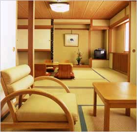 ホテル白樺荘<志賀高原>/客室