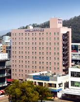 ホテル ヴィアイン広島/外観