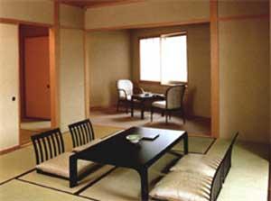 弥陀ヶ原ホテル/客室