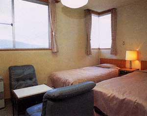 STATION HOTEL SANGA(ステーション ホテル サンガ)/客室