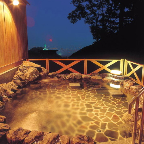 湯の山温泉 ホテル湯の本/客室