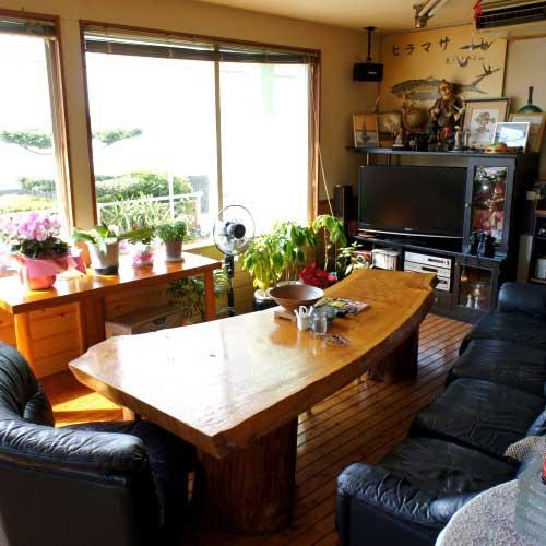 牛窓 シーサイドペンション アラパパ/客室