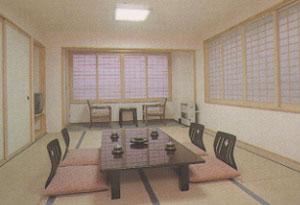 越後湯沢温泉 ホテル 湯沢湯沢でんき屋/客室