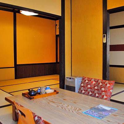 宝泉寺温泉 花となごみの宿 山光園/客室