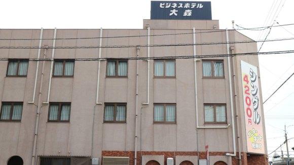 ビジネスホテル大森/外観