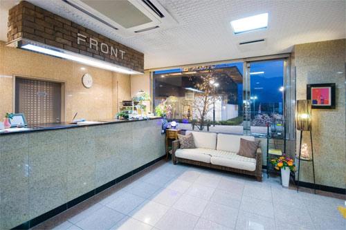 ホテル オレール西条/客室