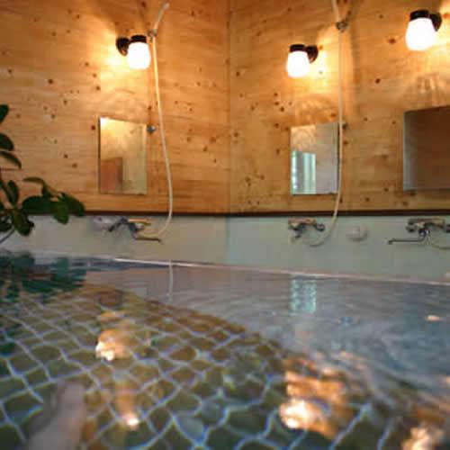 湯の小屋温泉 ペンション・オールド・ストリング/客室