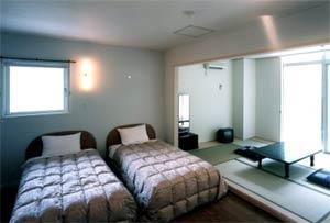 老神温泉 洋風温泉旅館ハーベルハート/客室