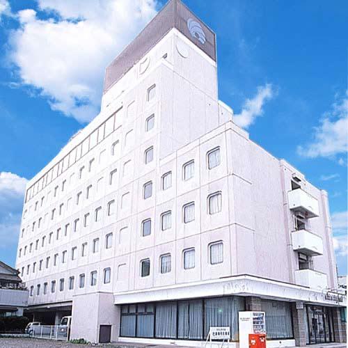 ホテルパールシティ秋田 大町(旧 アキタシティホテル)/外観