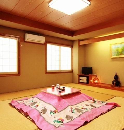 野沢温泉 ユートピア/客室