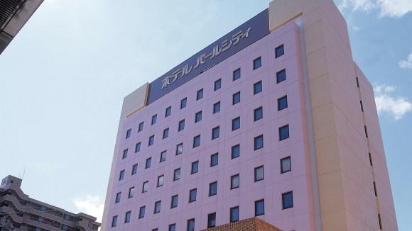 ホテルパールシティ秋田 川反(旧 ホテルパールシティ秋田)/外観