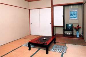 ファミリー旅館 梅岡/客室