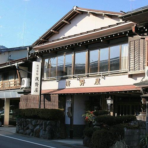 浅野屋料理旅館/外観