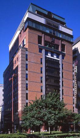 ホテル キャビナス福岡/外観