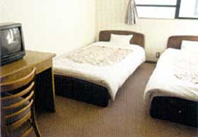 ビジネスホテル中央<山形県>/客室
