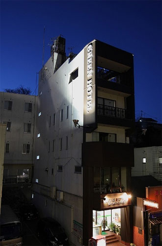 グリーンホテル下関/外観