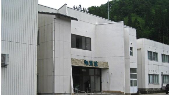 白峰温泉 御前荘/外観