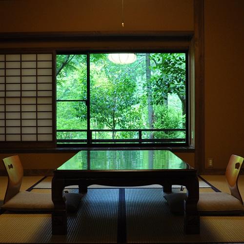 秘境七滝 お宿 華坊/客室