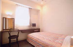 ビジネスホテル アクセス鴨島/客室