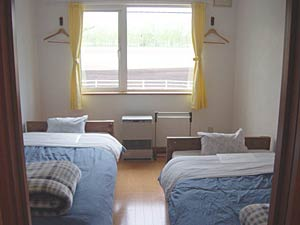 帯広八千代ユースホステル/客室