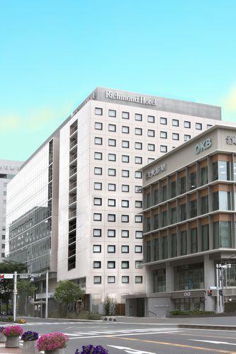 リッチモンドホテル名古屋納屋橋/外観
