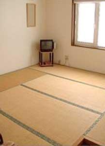 ペンション ジャガタラ/客室