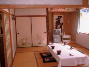 民宿 比婆山温泉/客室